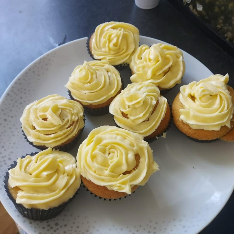 Cupcakes by a Year 6 student
